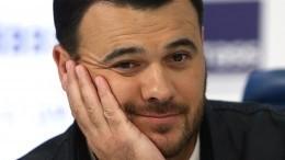 Эмин Агаларов пообещал опубликовать видео сматерным рэпом певицы Славы