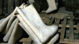 Валенки спасли упавшего ввентиляционную шахту жителя Якутска