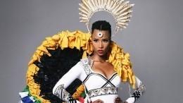 Чем поразила жюри новая «Мисс Вселенная» изЮжной Африки