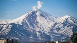 Авачинский вулкан под Петропавловском-Камчатским может взорваться
