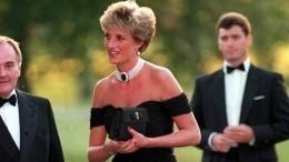 Вечернее платье принцессы Дианы выставлено нааукцион вЛондоне