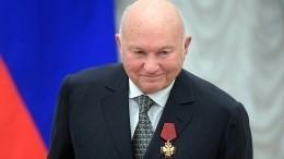 Помощник Лужкова подтвердил смерть бывшего мэра Москвы