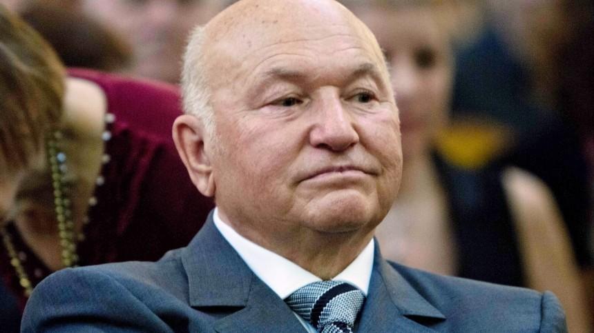 Жириновский нарушил традицию, вспоминая оЛужкове