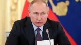 Путин пообещал рассмотреть предложение сделать 31декабря выходным днем