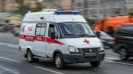 Семеро парней избили четырех 18-летних девушек вцентре Санкт-Петербурга