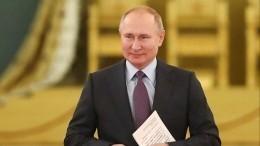 Путин приравнял статус премии заправозащиту иблаготворительность кдругим Госнаградам