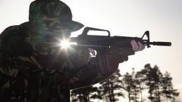 Российская компания создала аналог американской винтовки М16