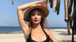Глюкоза вкостюме зайки Playboy пофлиртовала сРезо Гигинеишвили