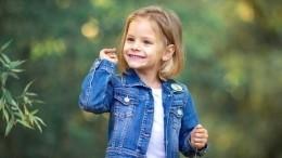 «Рапунцель!» Дочь Тимати покрасовалась вобразе блондинки сдлинными волосами