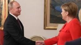 Меркель признала победу Путина после саммита «нормандской четверки»