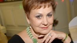 Вытащили стого света: Советский диктор Татьяна Судец едва несгорела вдетстве