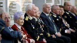 Путин поручил проработать допвыплаты ветеранам войны кюбилею Победы