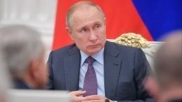 Глава МЧС рассказал ореакции Путина начудесное спасение малыша вМагнитогорске