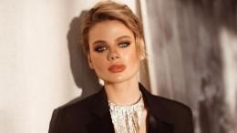 Жена внука Пугачевой устроила фотосессию внежном образе наконьках