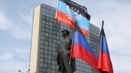 НаУкраине продлили действие закона обособом статусе Донбасса нагод