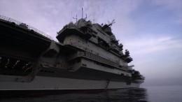Медпомощь оказана десяти военнослужащим после пожара наавианесущем крейсере