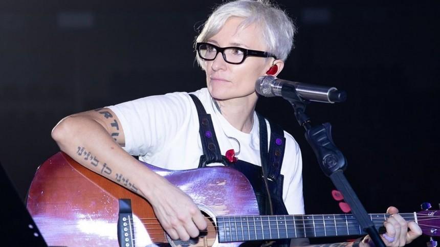 «Конец связи»: Диана Арбенина анонсировала премьеру «кодекса чести поэта»