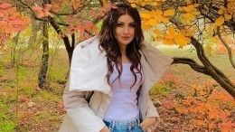 «Богиня секса»: Анастасия Макеева сфотографировалась вмайке наголое тело