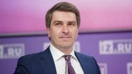 Журналист МИЦ «Известия» Лазуренко попал вбазу «Миротворца»