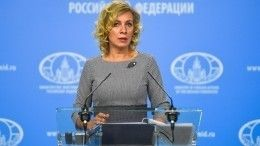 Захарова поставила наместо украинского журналиста заересь оЛаврове