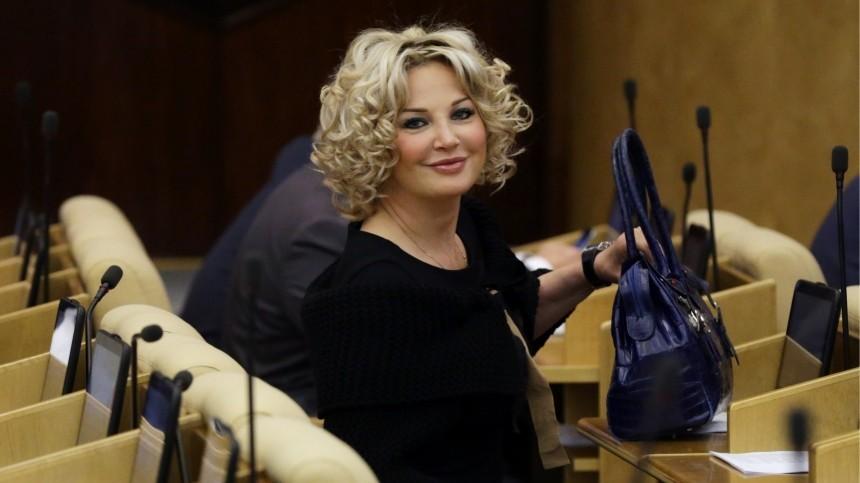 Экс-депутат Госдумы РФМаксакова готовится переехать изУкраины вСША