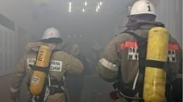 Один человек погиб исемь пострадали при пожаре внаркодиспансере вТюмени