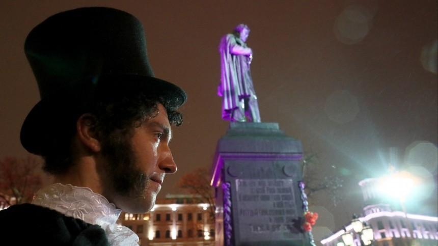 Хип-хоп мюзикл ожизни Пушкина планируют снять вРоссии