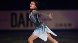 Алина Загитова выступит вПетербурге перед хоккейными фанатами
