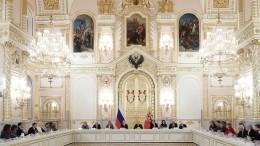 Права иобязанности: Главные темы, которые обсуждались навстрече Путина счленами СПЧ