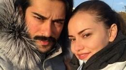 Звезда сериала «Великолепный век» Бурак Озчивит впервые показал фото сына