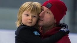 Шестилетний сын Евгения Плющенко начал зарабатывать раньше, чем его отец