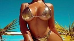 «Горячие» красотки: Подборка самых сексуальных снимков звезд сбольшой грудью