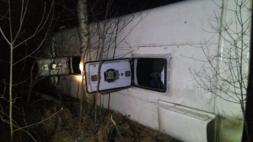 Более 20 человек пострадали вДТП савтобусом под Нижним Новгородом