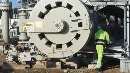 Nord Stream 2 попросил разрешение строить газопровод в2020 году