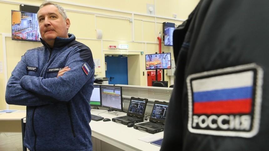 Рогозин рассказал опланах построить «лифт» наЛуну для коммерческих грузов