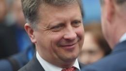 Экс-министр транспорта может стать вице-губернатором Петербурга