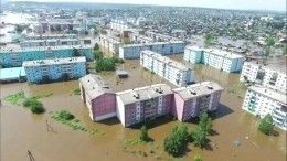 Названы сроки ликвидации последствий паводка вИркутской области