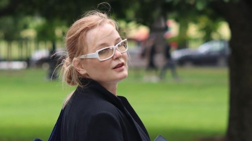 Лариса Вербицкая призналась, что непокупает вещи вмагазинах