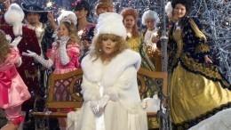 Алла Пугачева отказалась участвовать вновогодних «огоньках»