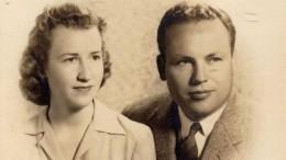 Старейшая вмире супружеская пара отметила 80-летие свадьбы