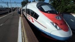 РЖД показали обновленные вагоны «Сапсана»— фото