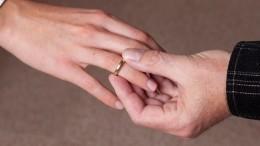 Британские молодожены подали наразвод сразу после свадьбы