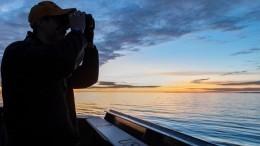 ВСША сообщили оманеврах корабля ВМФ России упобережья Флориды