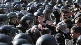 Планы Верховной рады отменить мораторий напродажу земли иностранцам вызвали протесты