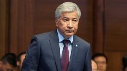 Токаев освободил отдолжности посла Казахстана вРФИмангали Тасмагамбетова