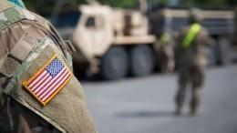Солдаты США возвращаются изкомандировок стяжелыми заболеваниями