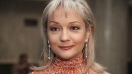 Татьяна Буланова прокомментировала информацию освоей свадьбе