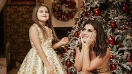 «Дед Мороз вкаждом»: Жасмин рассказала, очем мечтает еедочь наНовый год