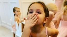 «Маленькая принцесса»: Муцениеце показала подросшую дочку отПрилучного