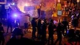 «Демократическое цунами» прокатилось поБарселоне